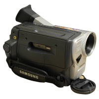 Samsung VP-W90 Hi8 Digital Camcorder Hire