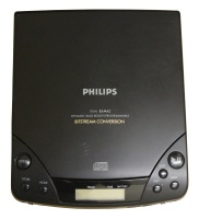 Hi-Fi Props Philips Dual DAC Compact Disk Audio Player Type AZ 6821/01