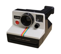 Cameras OneStep Polaroid Land Camera