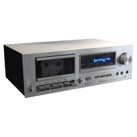 Hi-Fi Props Pioneer Stereo Cassette Tape Deck CT-F600
