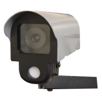 CCTV Equipment Curved CCTV Camera