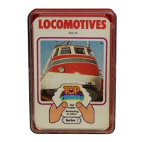 Top Trumps Locomotives  Hire