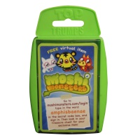 Retro Toys Top Trumps Moshi Monsters