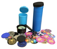 Retro Toys Pogs and Tazos Collectable Tokens