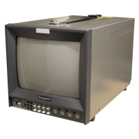 TV & Video Props Ikegami Colour Monitor TM10-17RA