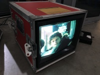 "TV & Video Props Flightcased - 10"" JVC Monitors"