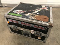 Tatty Flightcase (2) Hire