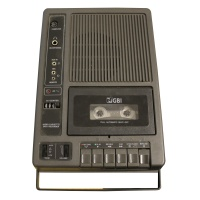 Hi-Fi Props GBI Audio Cassette Data Recorder model 3269CX