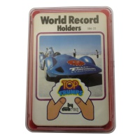 Top Trumps World Records Hire
