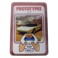 Top Trumps Prototypes Hire