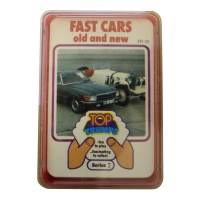 Top Trumps Fast Cars Old And New Hire