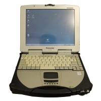 Panasonic CF-28 ToughBook Hire