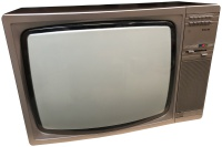 "TV & Video Props Philips 20"" (20CT2026/05) Wooden Case Television"
