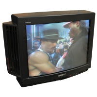 TV & Video Props Sony Trinitron Colour TV KV-A2122U