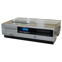 Sanyo Betamax VTC 5000 Video Cassette recorder Hire