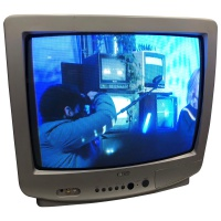 "TV & Video Props RCA MR20300 - 20"" American TV"