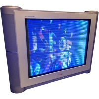 "TV & Video Props LG Flatron - 29"" - CP29Q54P - American TV"