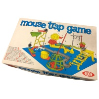 Mouse Trap Board Game (1963) Hire
