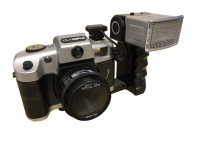 Paparazzi Style Camera with Working Flash Hire
