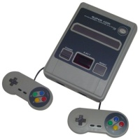 Super Com 72 - SNES Clone Hire
