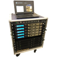 12 Channel - Sync Playback System Hire