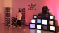 Adidas Retro TV and VHS Competition Hire