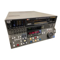 Sony DVW-A500P Broadcast Digital Betacam Video Recorder Hire