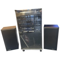 JVC Stack System - TP-266 Hire