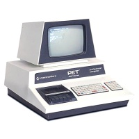 Computer Props Commodore PET 2001