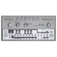 Roland TB-303 - Acid Synthesizer Hire