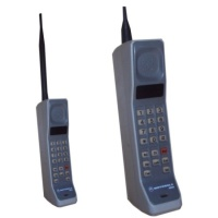 Motorola 8000s  - The Original Brick Mobile Phone Hire