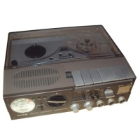 Music & Studio Tech Uher 4000 Report Monitor - Reel to Reel Tape Recorder