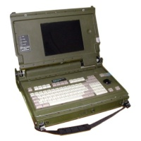 Military Laptop - LX1 Liaison Wotan Hire