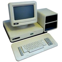 AES Computer System - Model 7100 Hire
