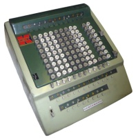Office Equipment Sumlock Sumlomatic Comptometer