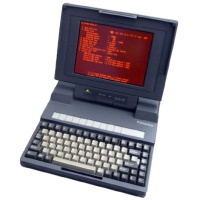 Toshiba T3100e - Eighties Laptop Hire
