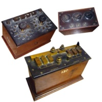Early 1900s test Equipment