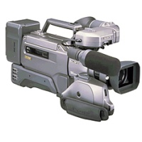 Sony DSR-200P DVCAM Pro Video Camera Hire