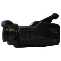 Panasonic NV-MC20B VHS-C Video Camera Hire
