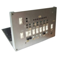 Control Panels Switches and Lights Panel