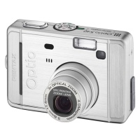 Pentax Optio S40 - Digital Camera Hire