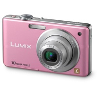Pansonic Lumix DMC-FS42 - 10 Megapixel Digital Camera Hire
