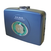 Alba Personal Cassette Player Hire