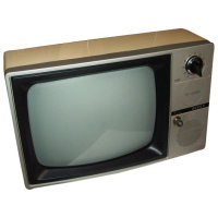 Sony TV124UB Black & White Television Hire