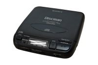 Sony Discman CD Player Hire