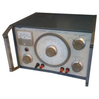 Test Equipment AF Signal Generator J2C