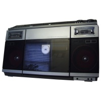 Sharp VZ-2500 Ghettoblaster Hire
