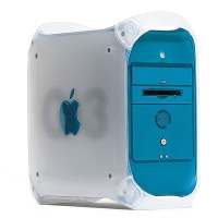Computer Props Apple Blue & White Power Macintosh G3