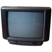 Tatung Early Nicam Stereo television - T21ND60 Hire