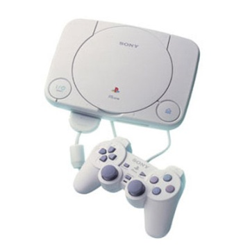 Sony PSone Games Console